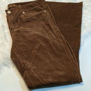 Arizona Jean Company Pants & Jumpsuits - ARIZONA JEAN CO Brown Corduroy Jeans